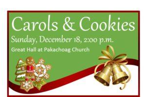 Carols & Cookies